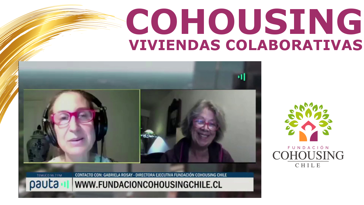 Cohousing en Radio Pauta