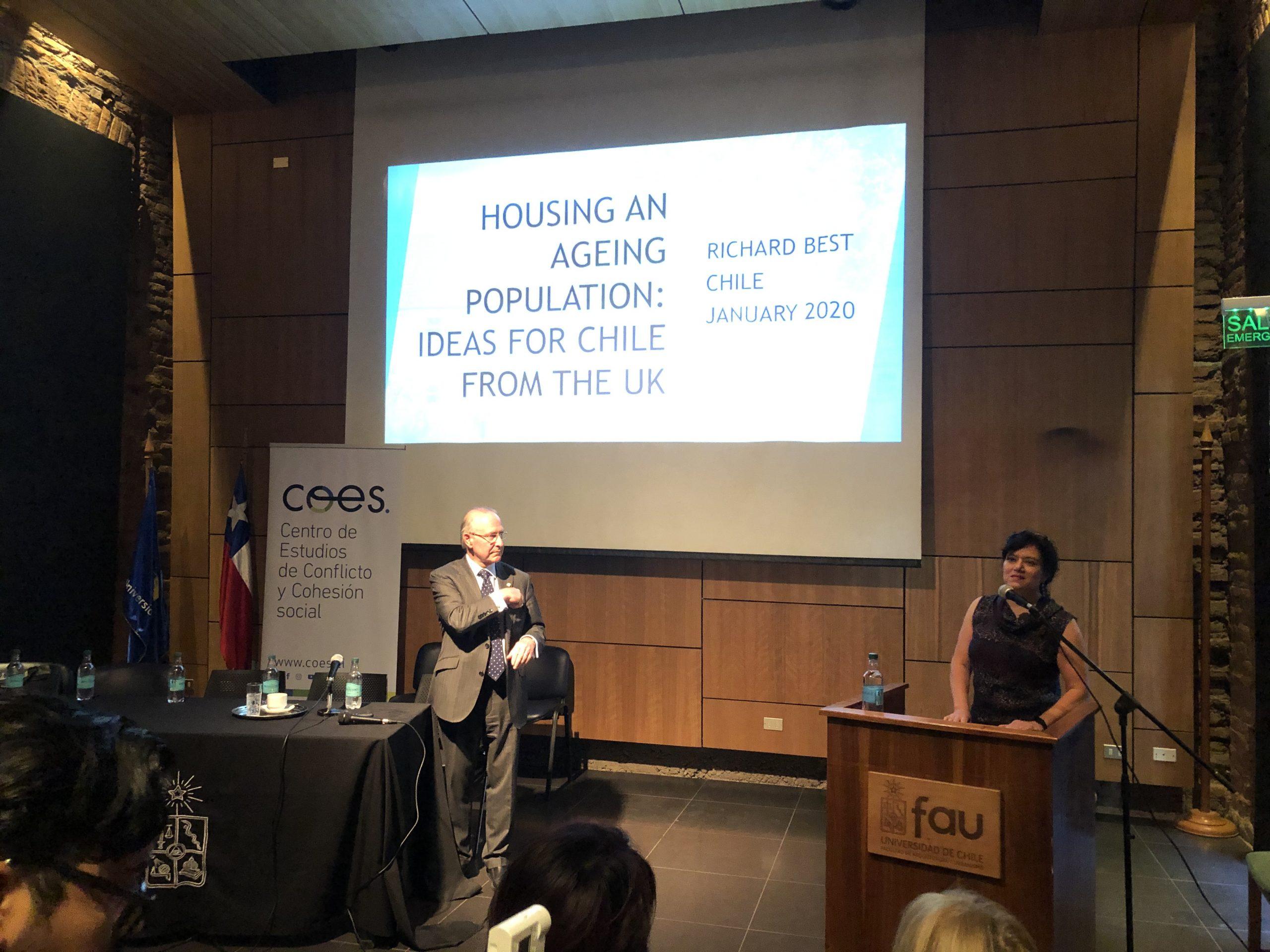 Fundación Cohousing y Universidad de Chile