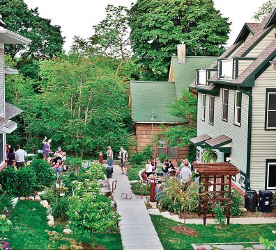 Homes Cohousing