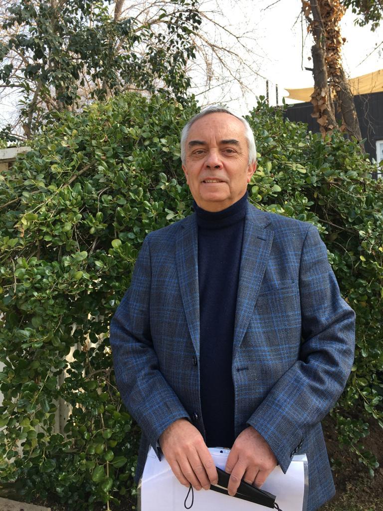 Luis Felipe Sáez, Fundación Cohousing